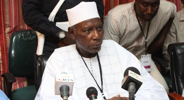 Nomination of National Assembly Members 2017 by Alieu Momarr Njai – Chairman IEC